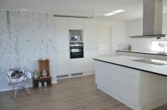 Etter-bilde av kjøkken