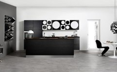 Black Verner Panton Kitchen.ashx