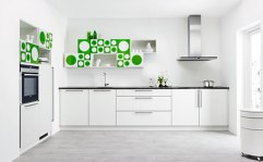 Green Verner Panton Kitchen.ashx