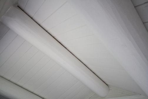Taket malt med Refleksjon